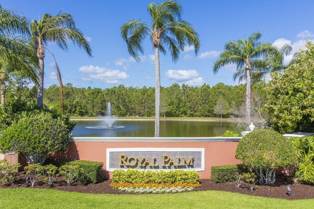 homes in royal palm florida