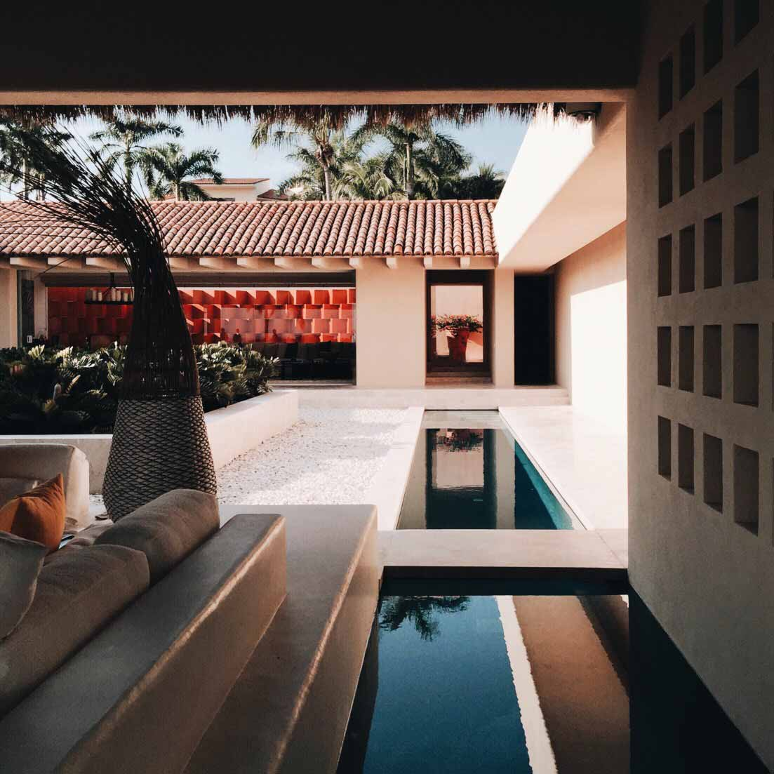 private residence outdoor